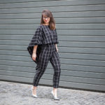 Jumpsuit with a twist
